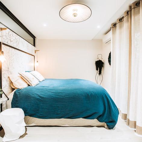 Suite parentale sur mesure / 35,00 m²