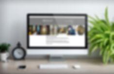 Apple iMac Mockup - Landing page LSG ima