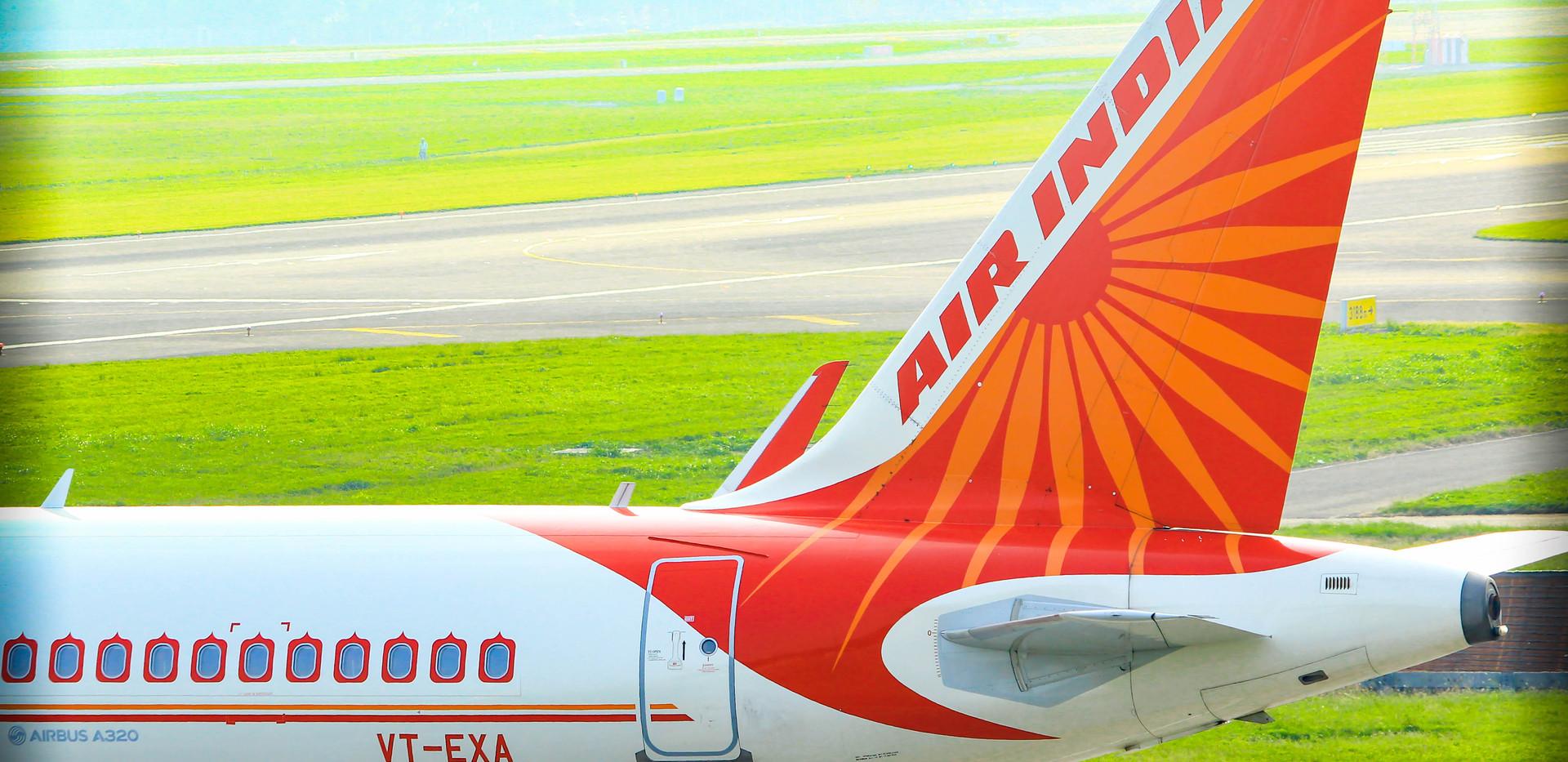 VT-EXA, Air India