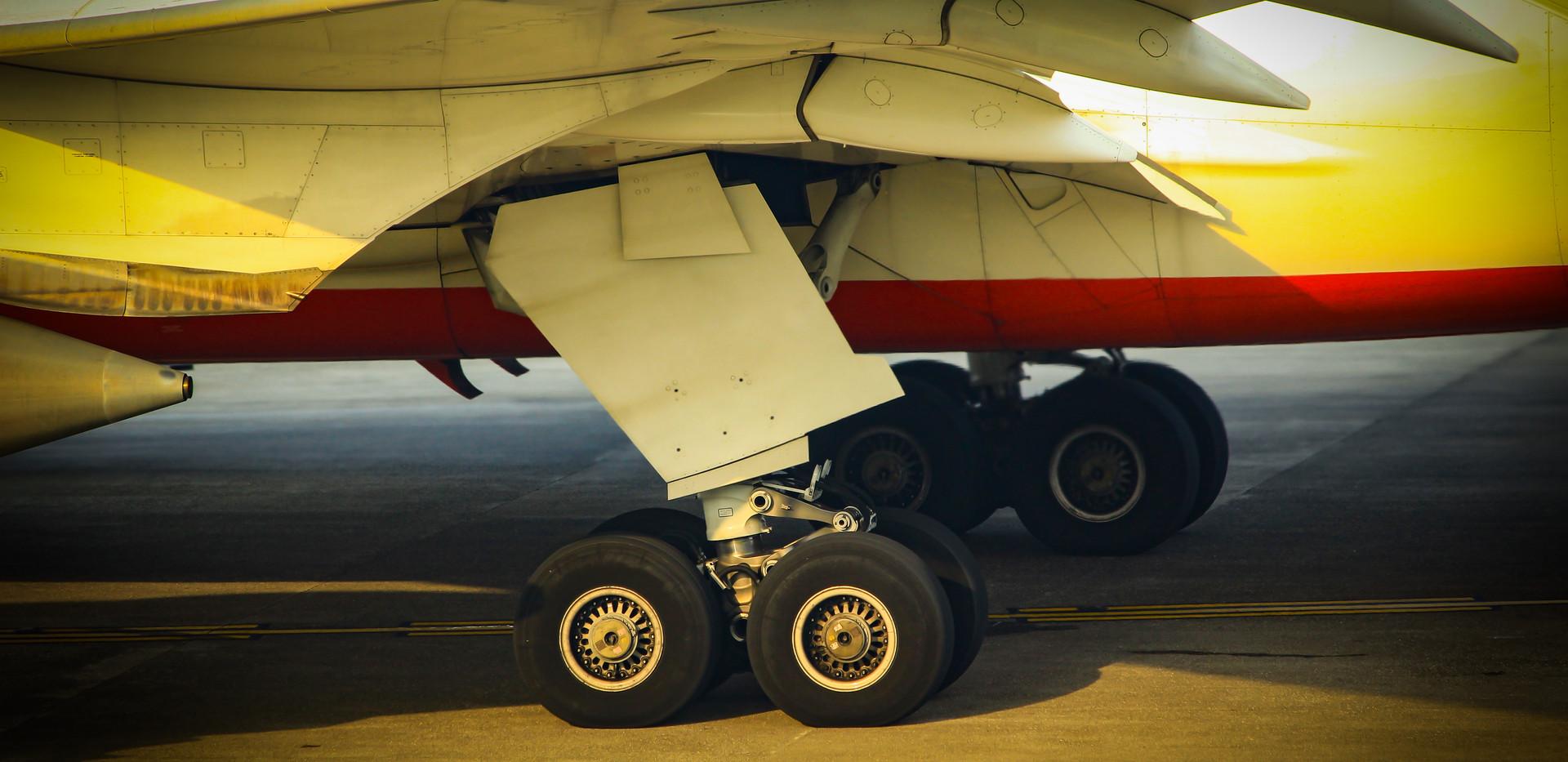 Dreamliner Main Landing Gear