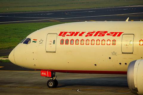 VT-ANL, Air India