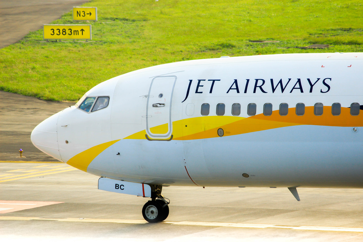 VT-JBC, Jet Airways