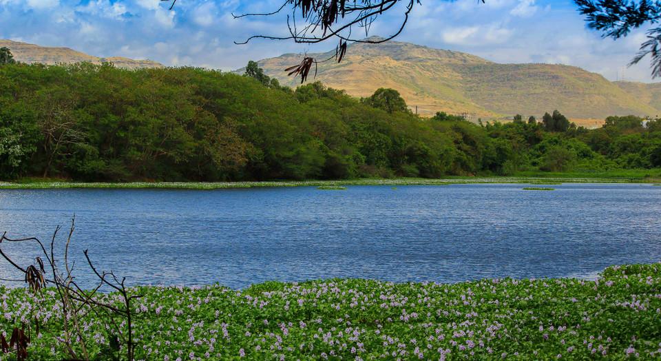 Katraj Lake Pune