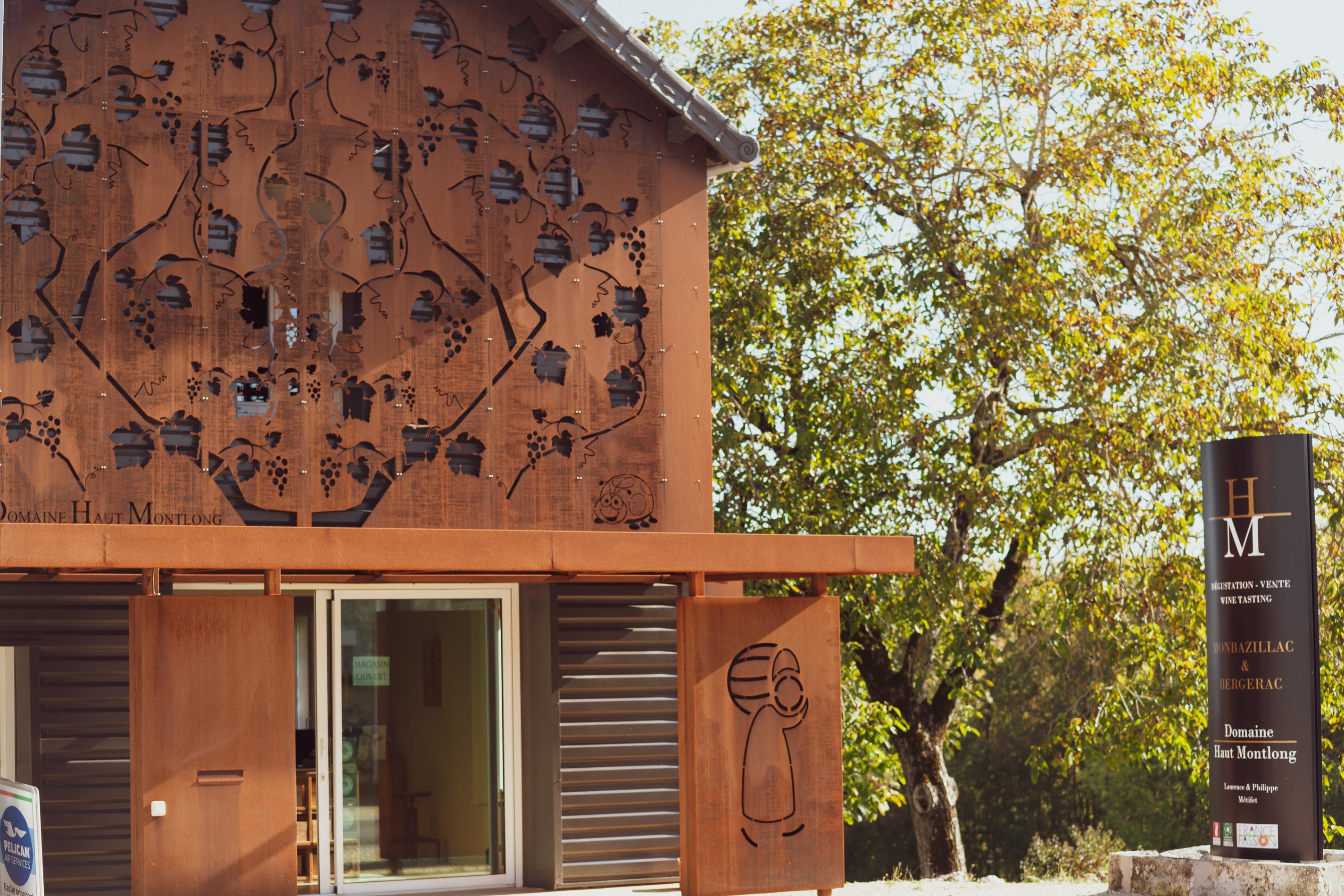 Visite gratuite du domaine Haut Montlong