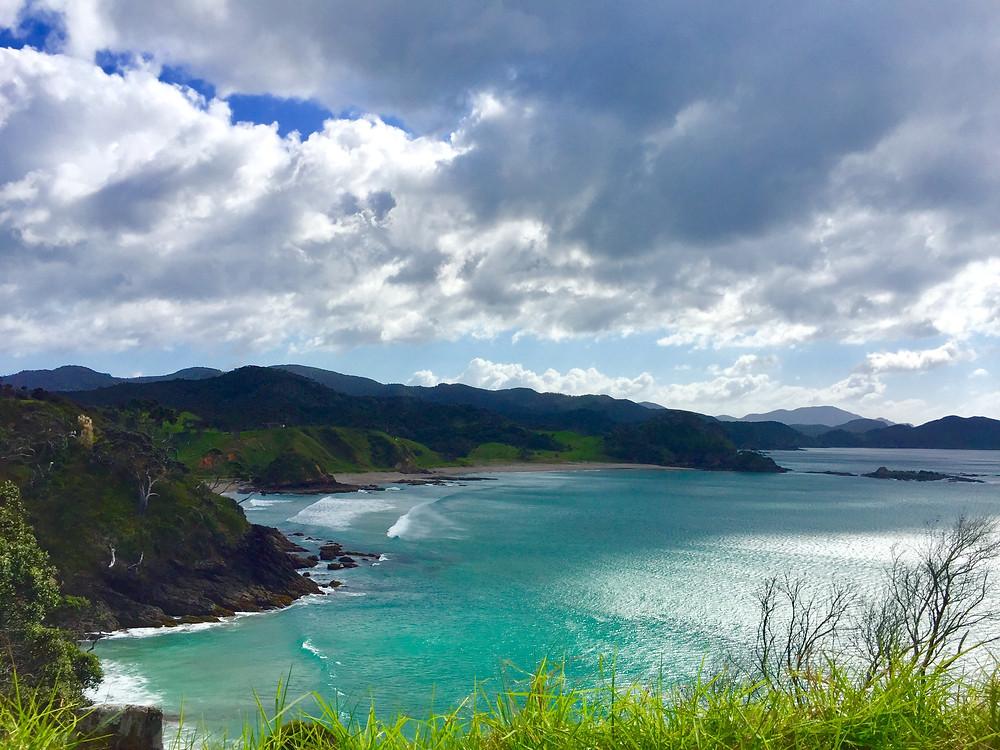 New Zealand Coast, North Island