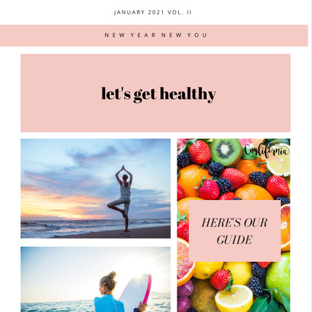 NEW YEAR, NEW YOU: Tips & Tricks