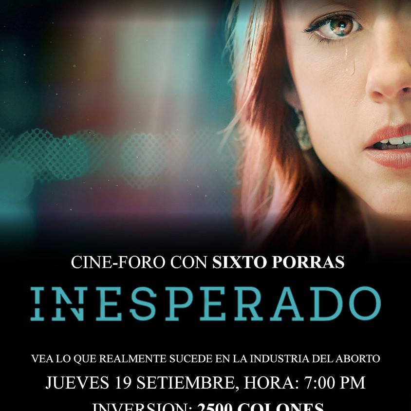 Cine-Foro de la Película: INESPERADO