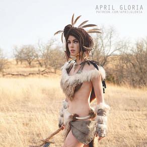 Skyrim Forsworn Cosplay - April Gloria