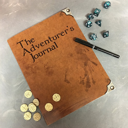 The Adventurer's Journal