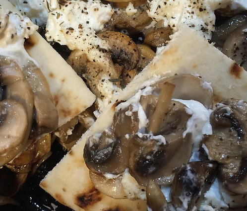 Zelda's Delicious Odd Mushrooms Recipe