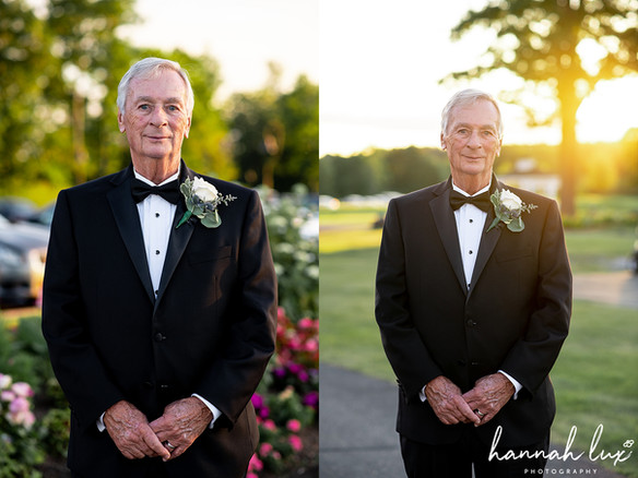 Hannah Lux Photography - Saratoga National Wedding