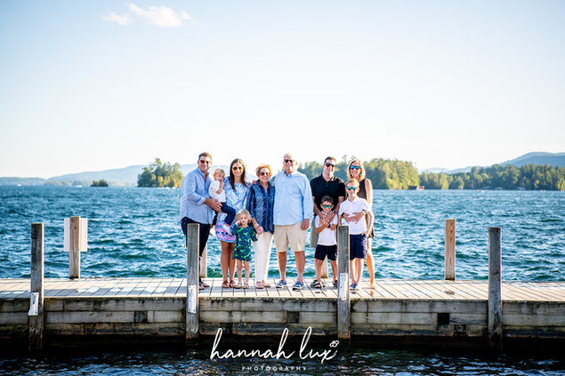 Hannah Lux Photography - Sagamore Family Portrait