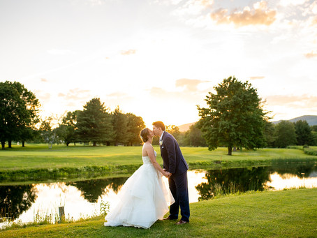 Amy & Ryan's Wedding at Hiland Park Country Club, Queensbury, NY