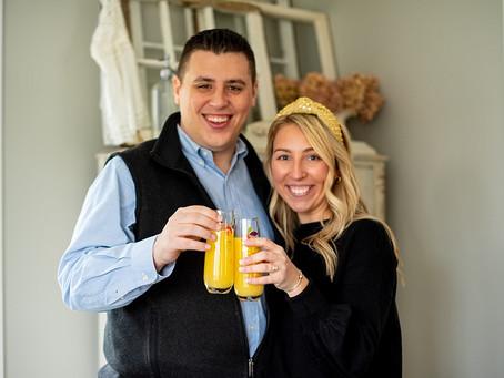 Danielle & Steve's Surprise Proposal in Delmar, NY