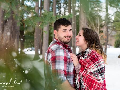 Whitney & John's Engagement Photos