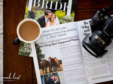 Read My Saratoga Bride Magazine Editorial