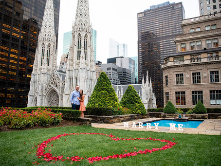 620 Loft & Garden Proposal in Rockefeller Center, New York City, NYC