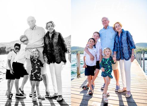 Hannah Lux Photography - Sagamore Family Portrait