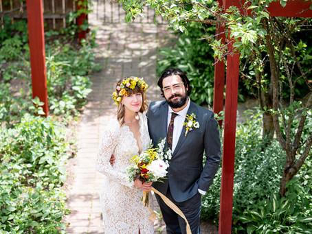 Autumn & Nick's Wedding at Mouzon House & Highrock Park, Saratoga Springs, NY