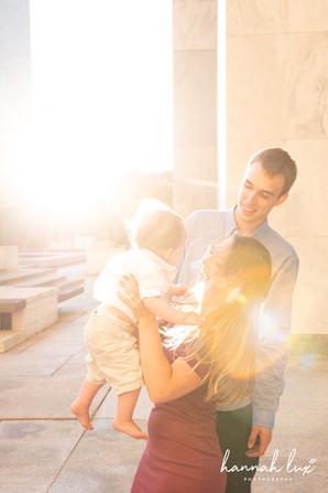Family Portrait - Hannah Lux Photography