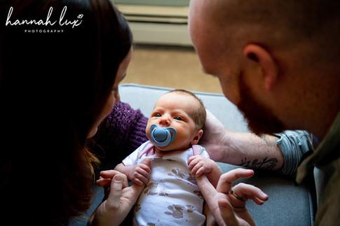Hannah Lux Photography - Newborn Photo