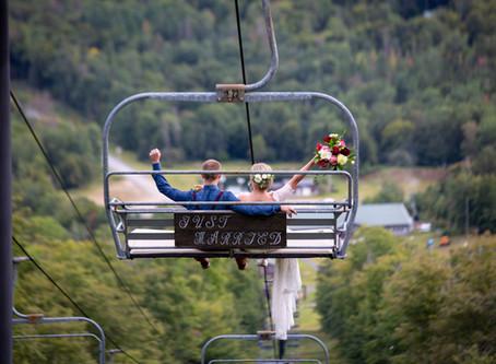 Cailie & Evan's Oak Mountain Wedding