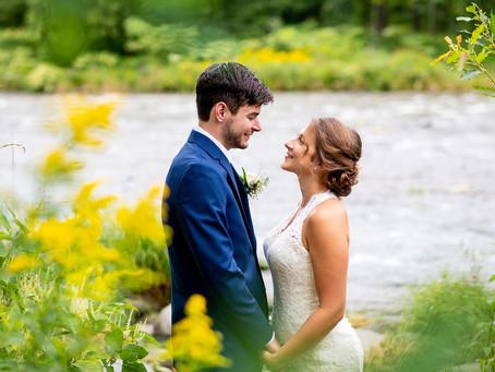 Rachelle & Sam's Wedding at Emerson Resort in Mount Tremper, NY