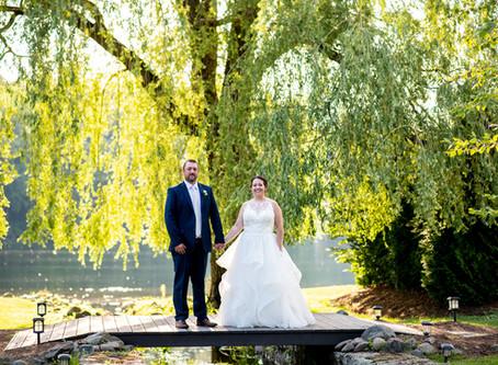 Micaela & Mark's Wedding at The Old Daley on Crooked Lake, Averill Park, NY