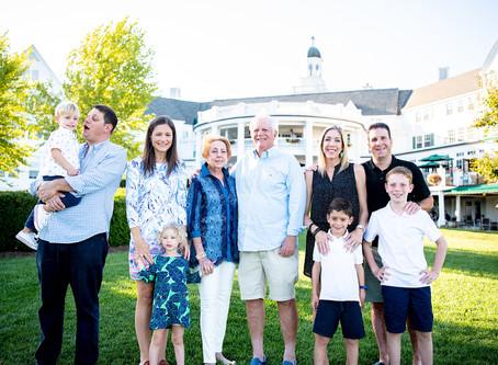 Sagamore Family Portrait Session, Lake George, NY