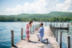 the sagamore resort hannah lux photography proposal wedding
