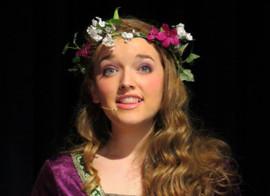 Alexandria Bagwell as Princess Reason