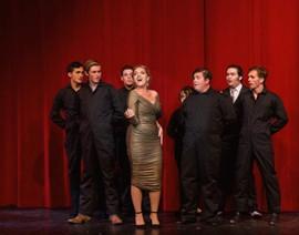 Carmen and the Boys (Alexandria Bagwell)