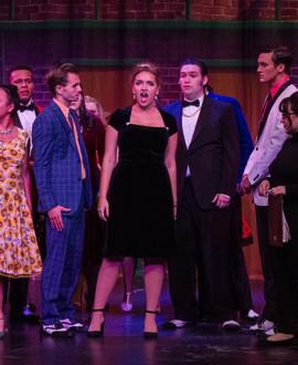 Alexandria Bagwell as Carmen Singing Show People