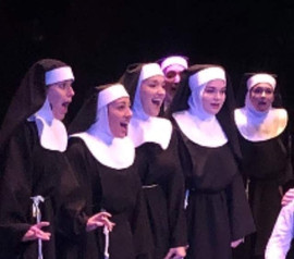 Alexandria Bagwell in Sister Act