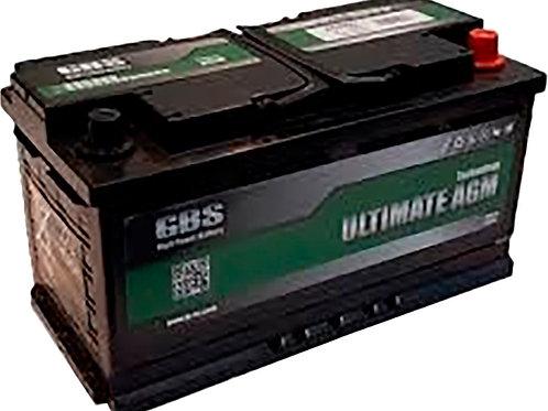 GBS GB0850 85AH 800A AGM