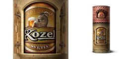 Промо упаковка для пива Козел – ТУБУС