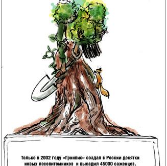Тантамареска  Greenpeace