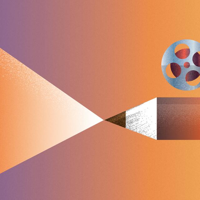 Кино-карандаш