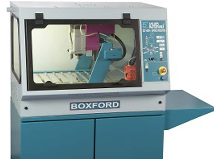 Boxford Router training