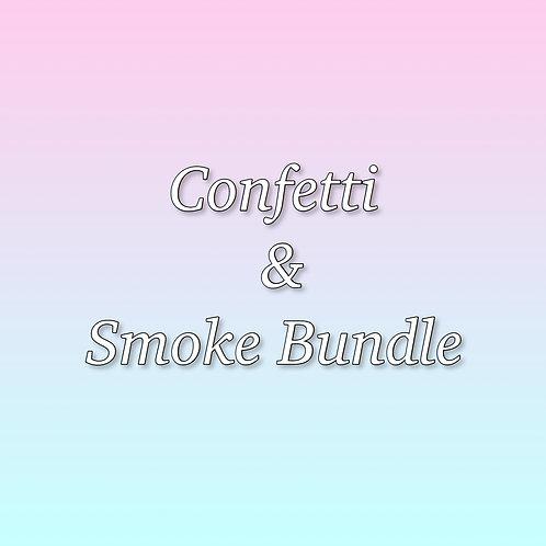 Confetti & Smoke Bundle