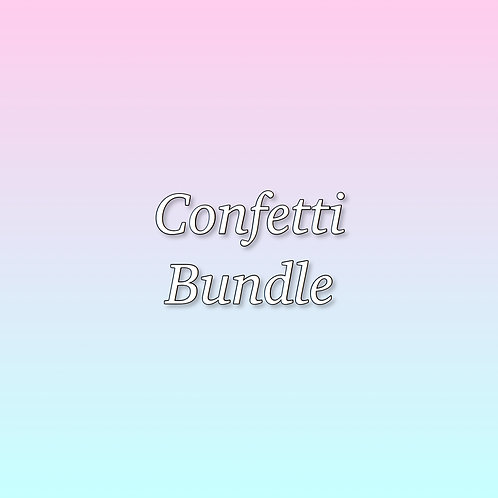 Confetti Cannon Bundle