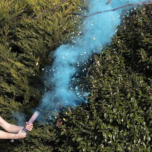 Confetti & Smoke Cannon