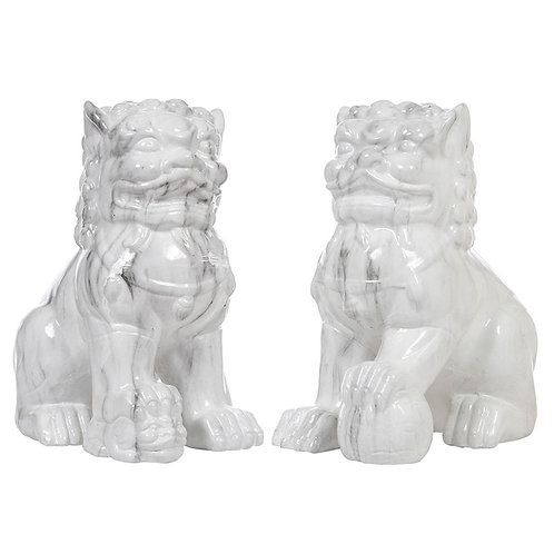 Lion book ends-pair