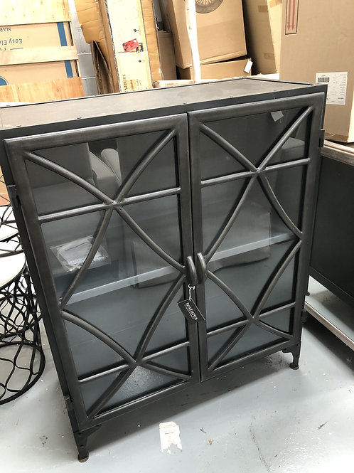 Metal sideboard