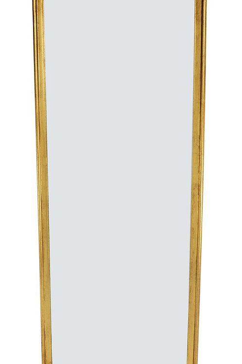 GOLD ANTIQUE FINISH MIRROR