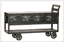 BAR TROLLEY CART