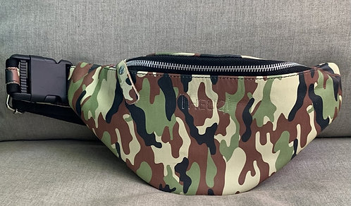 Camo Belt Bag