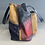 Thumbnail: Leather Patchwork Tote Bag