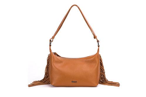 """Shoulder Bag with Fringes  """"Felicia"""""""