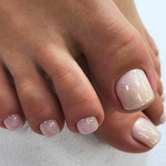 Beauté des pieds+ vernis